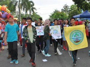Selain menanam mangrove, BMC juga aktif kampanyekan mangrove kepada khalayak umum di Riau.