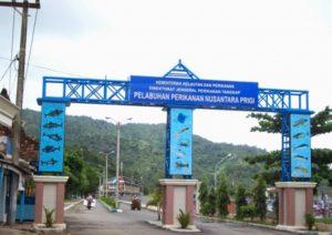Pelabuhan Perikanan Nusantara Prigi, salah satu aset untuk menyejahterakan warga Trenggalek.